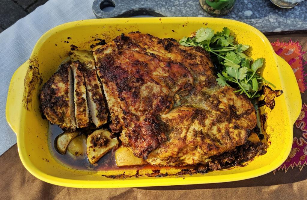 Turkey Ghee Roast